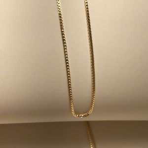 Skillus Gold Layered Box Chain